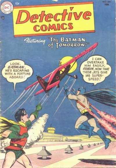 Detective Comics #216