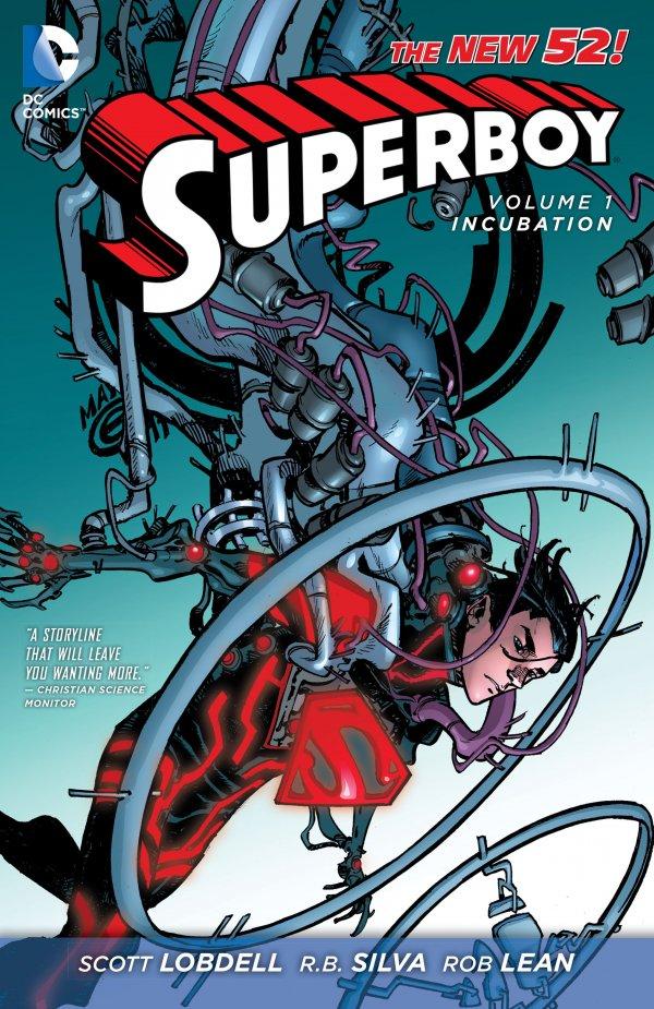 Superboy Vol. 1: Incubation TP