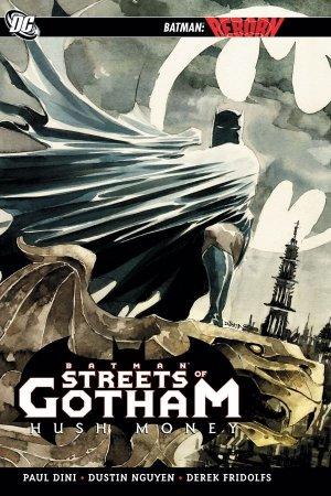 Batman: Streets of Gotham Vol. 1: Hush Money TP