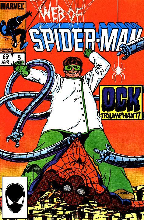 Web of Spider-Man #5