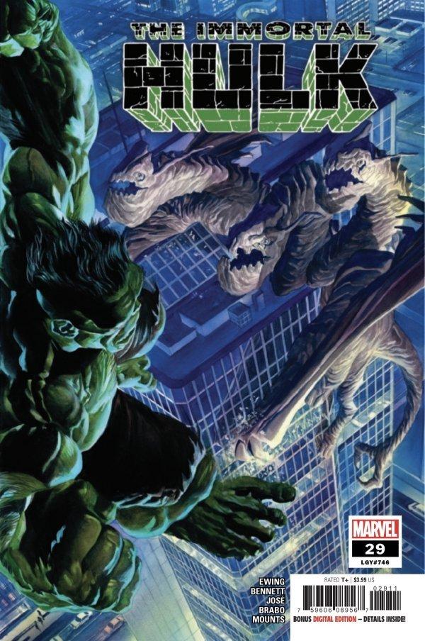 The Immortal Hulk #29