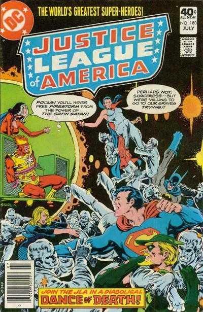Justice League of America #180