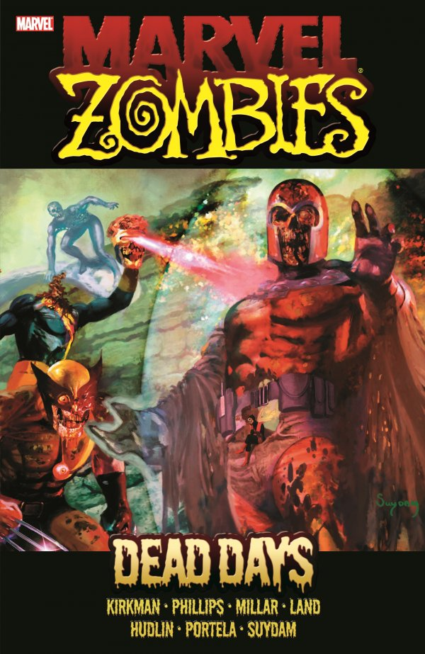 Marvel Zombies: Dead Days TP