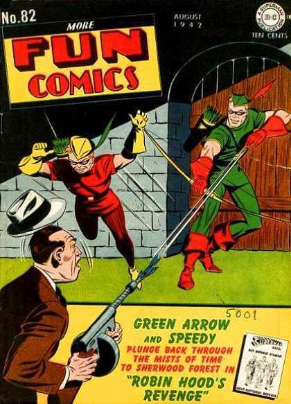 More Fun Comics #82