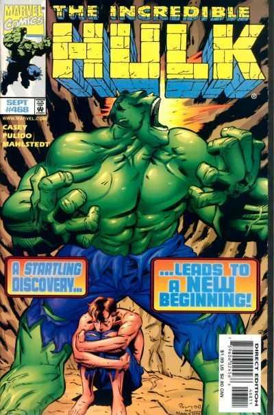 The Incredible Hulk #468