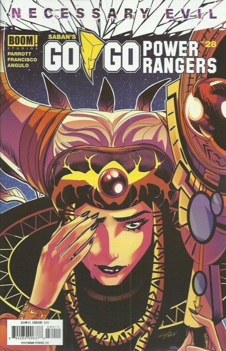 Go Go Power Rangers #28