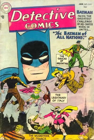 Detective Comics #215