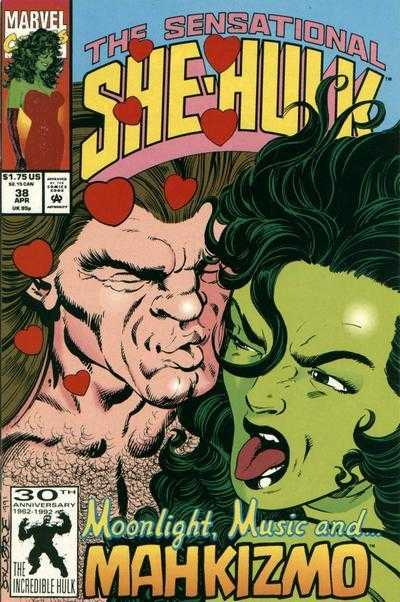 The Sensational She-Hulk #38