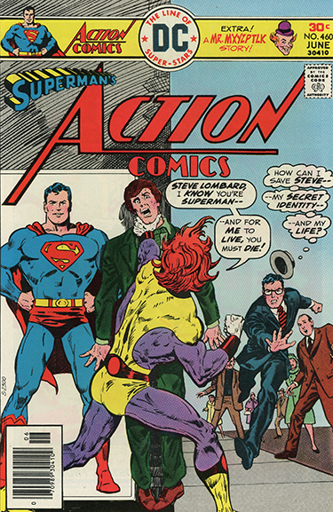 Action Comics #460
