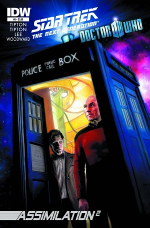 Star Trek: The Next Generation / Doctor Who - Assimilation2 #5