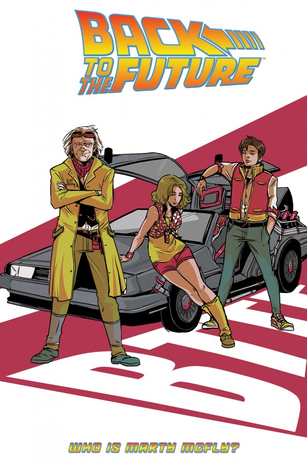 Back To the Future Vol. 3: Who Is Marty Mcfly TP