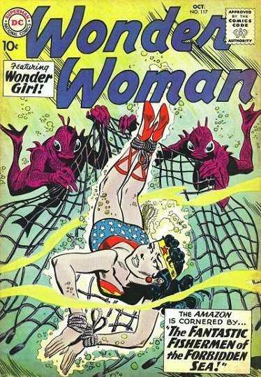 Wonder Woman #117