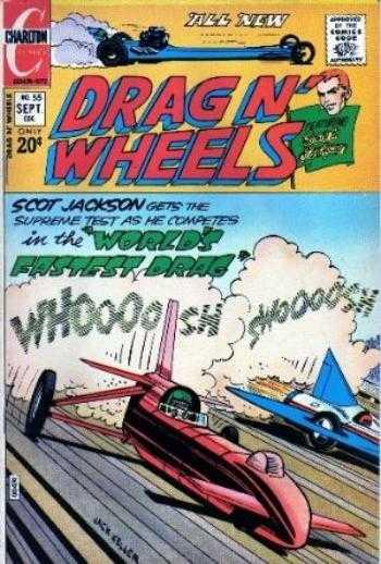 Drag N' Wheels #55