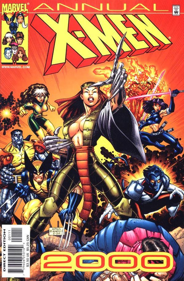 X-Men Annual 2000