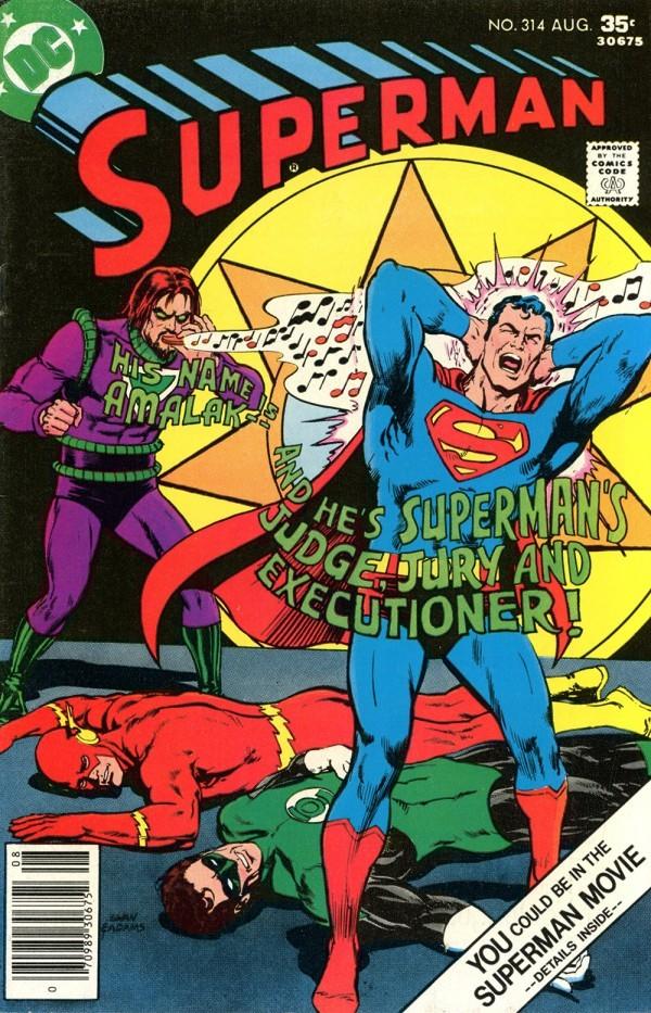 Superman #314