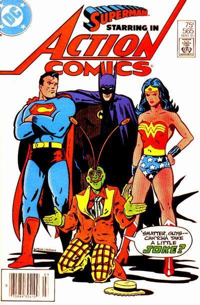 Action Comics #565