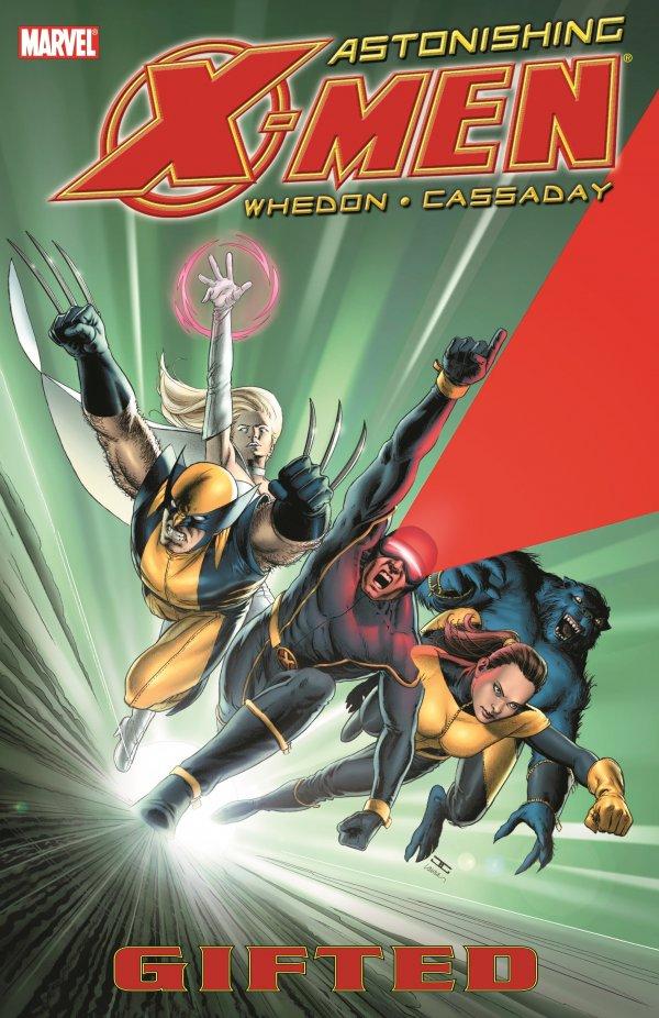 Astonishing X-Men Vol. 1: Gifted TP