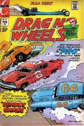 Drag N' Wheels #58