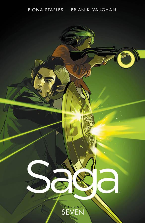 Saga Vol. 7 TP