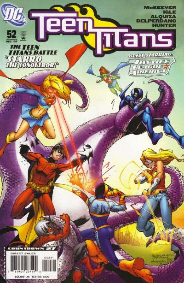 Teen Titans #52