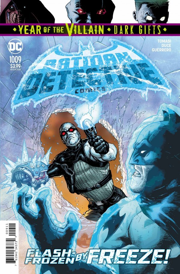 Detective Comics #1009