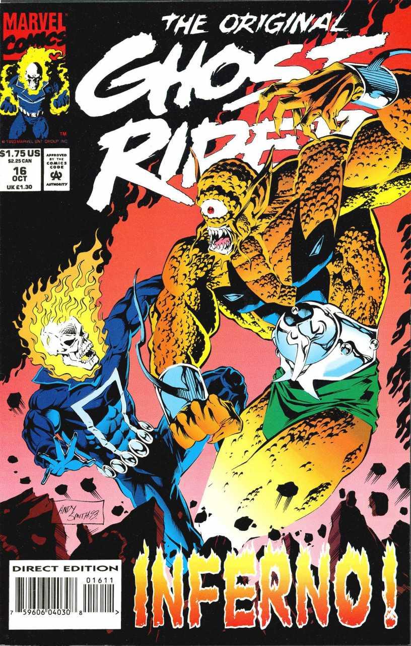 The Original Ghost Rider #16