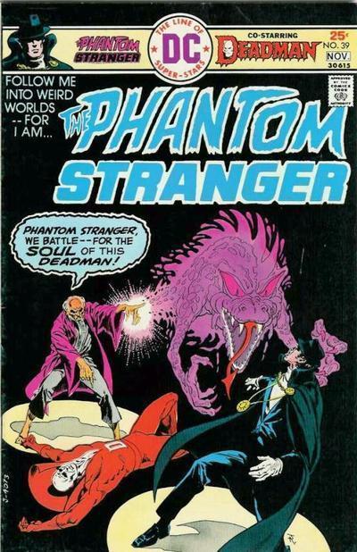 The Phantom Stranger #39