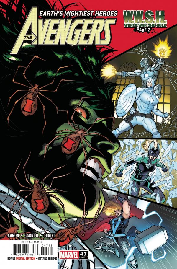The Avengers #47