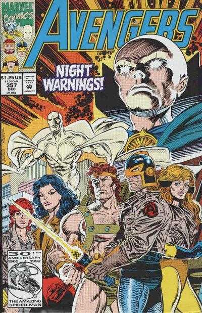 The Avengers #357