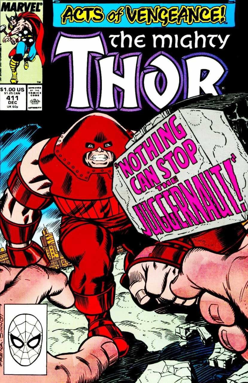 The Mighty Thor #411