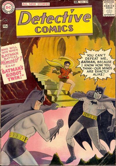 Detective Comics #239