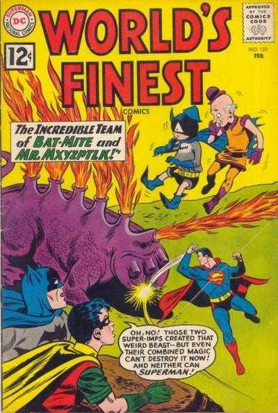 World's Finest Comics #123