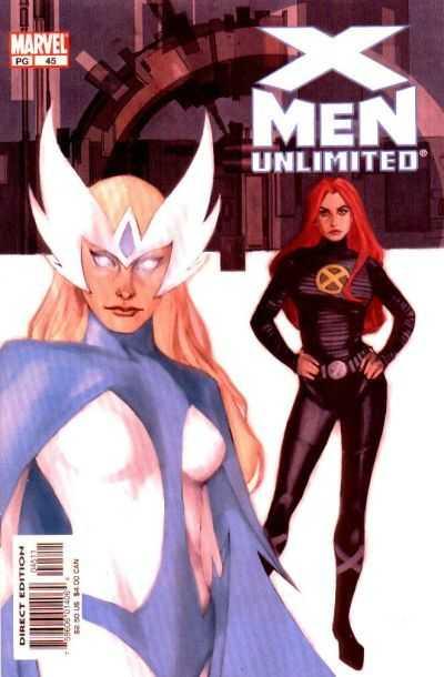 X-Men Unlimited #45
