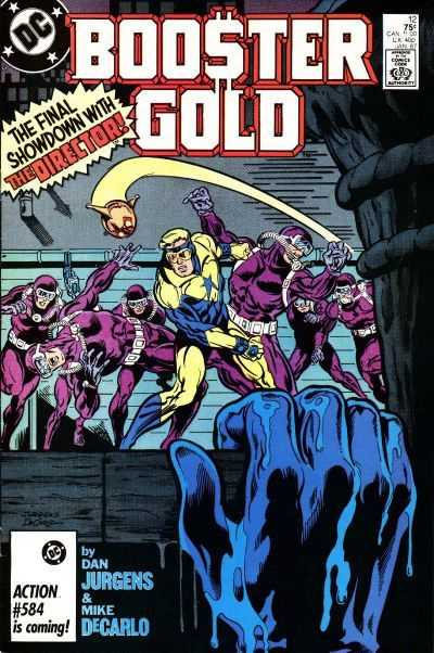 Booster Gold #12