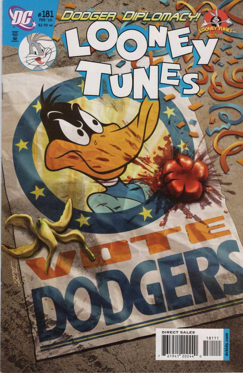 Looney Tunes #181