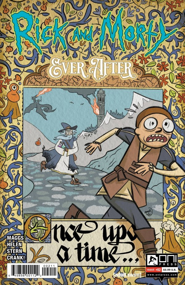 Rick and Morty: Ever After #2
