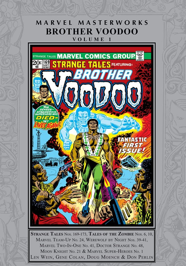 Marvel Masterworks: Brother Voodoo Vol. 1 HC