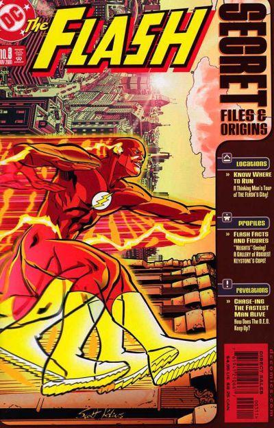 The Flash: Secret Files & Origins #3