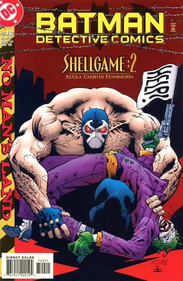 Detective Comics #740