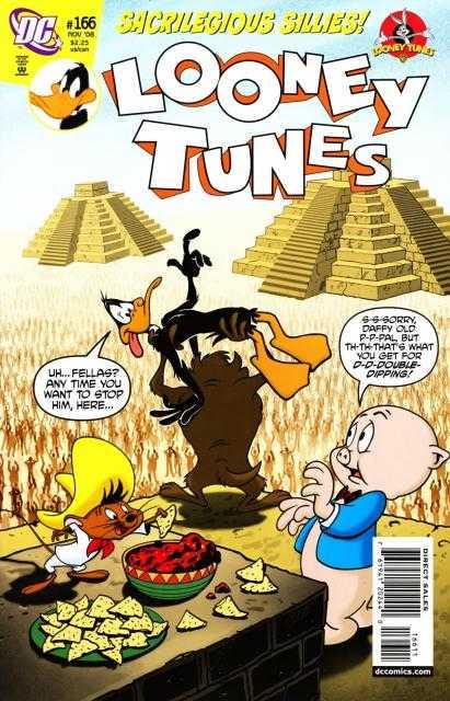 Looney Tunes #166