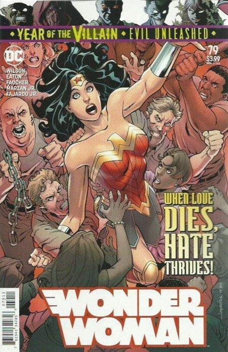 Wonder Woman #79