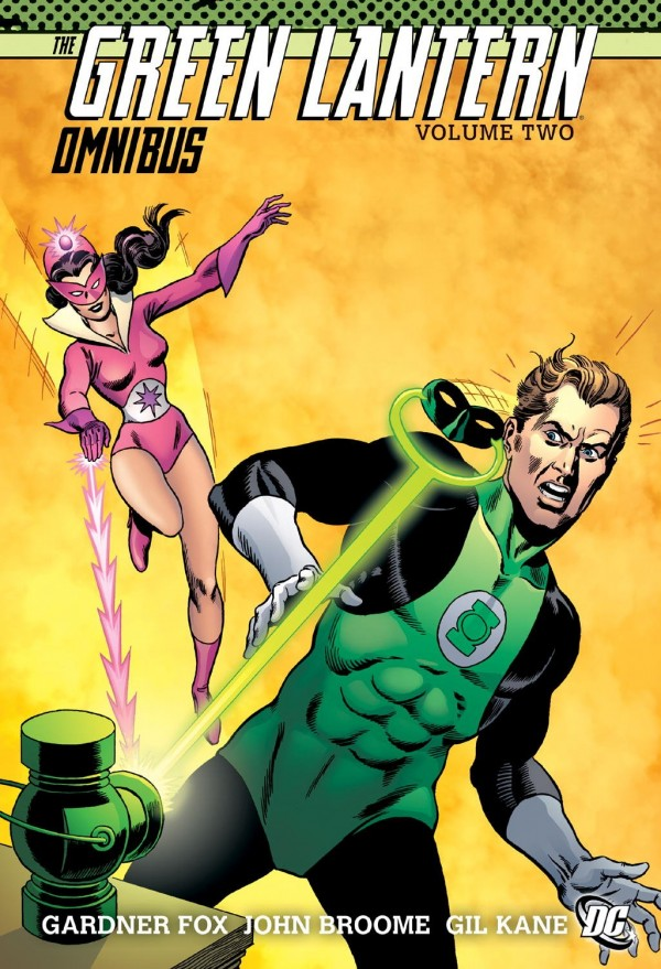 The Green Lantern Omnibus Vol. 2 HC