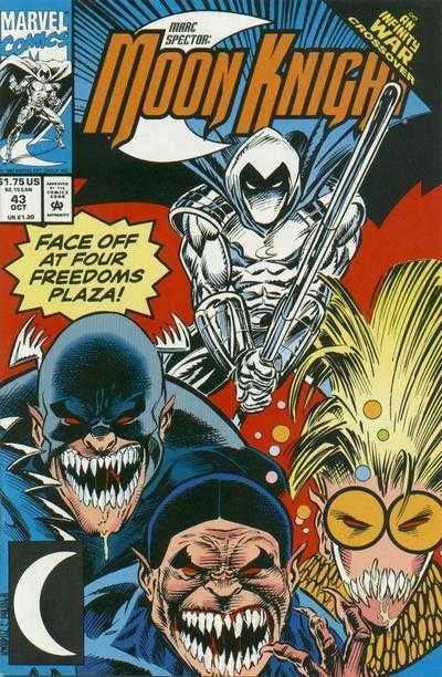Marc Spector: Moon Knight #43