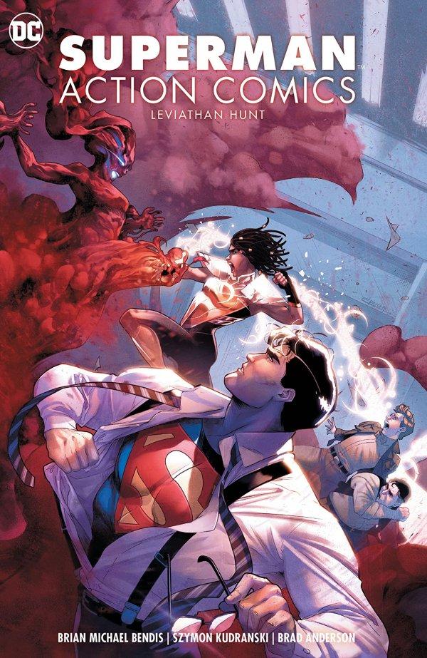 Action Comics Vol. 3: Leviathan Hunt HC