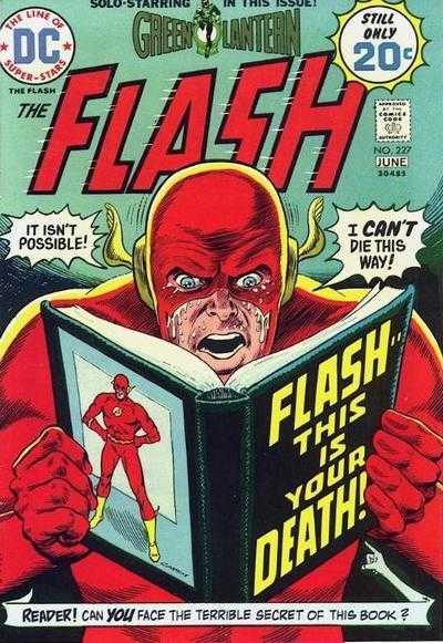 The Flash #227
