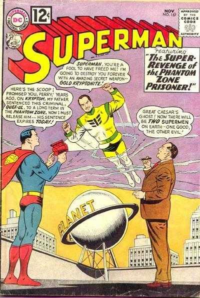 Superman #157