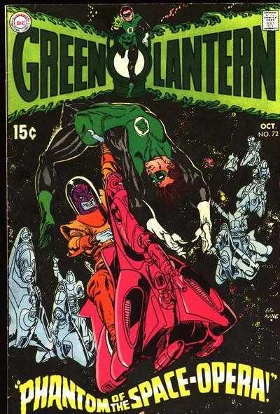 Green Lantern #72