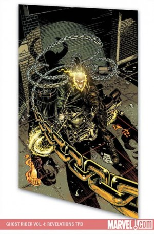 Ghost Rider Vol. 4: Revelations TP