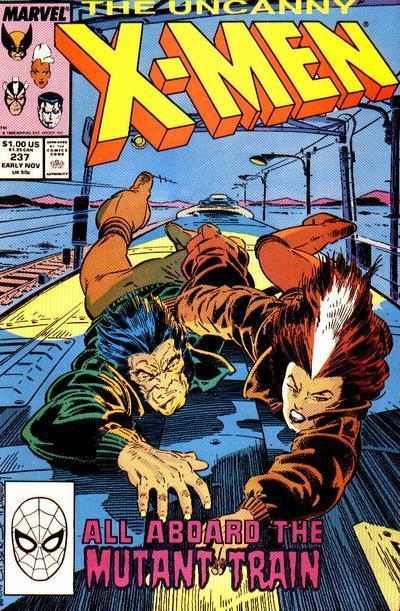 Uncanny X-Men #237