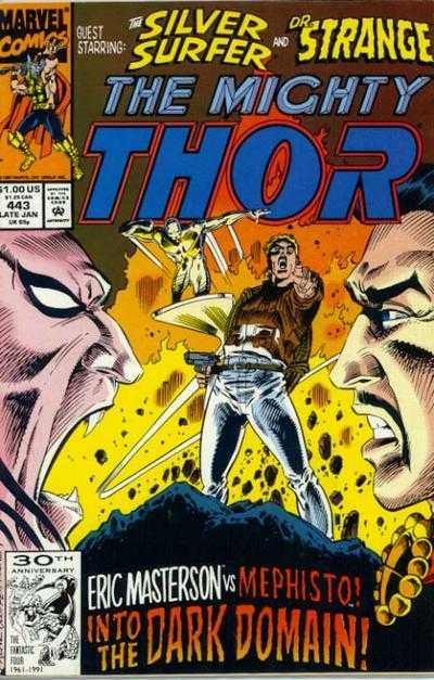 The Mighty Thor #443